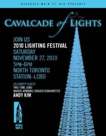 Calvalcade of Lights