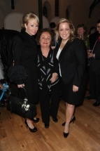 Suzanne Rogers, Carolyn Robinson and Farideh